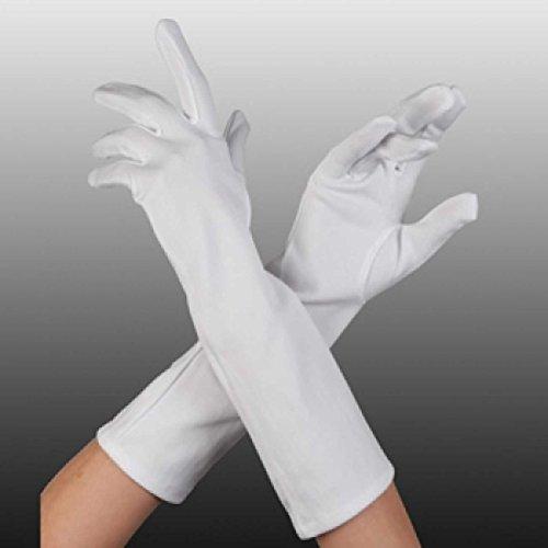en Länge Nylon Handschuhe (Ellenbogen Länge Handschuhe)