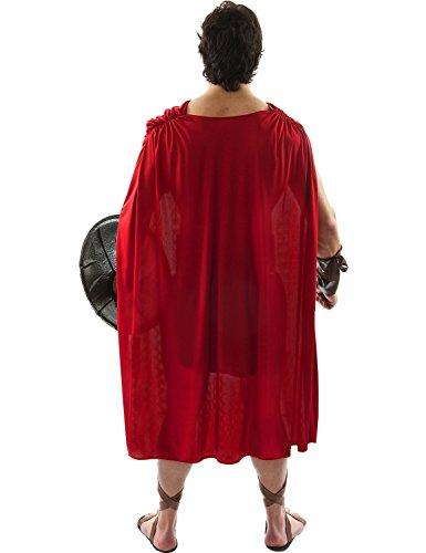 Imagen de disfraz de guerrero espartano alternativa