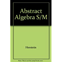 Abstract Algebra S/M