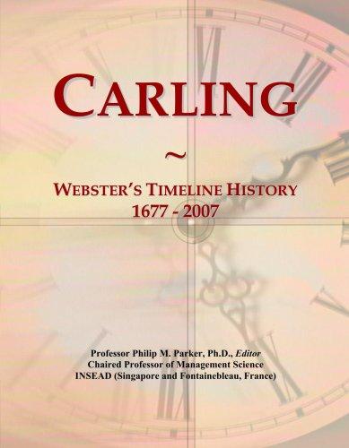 carling-websters-timeline-history-1677-2007