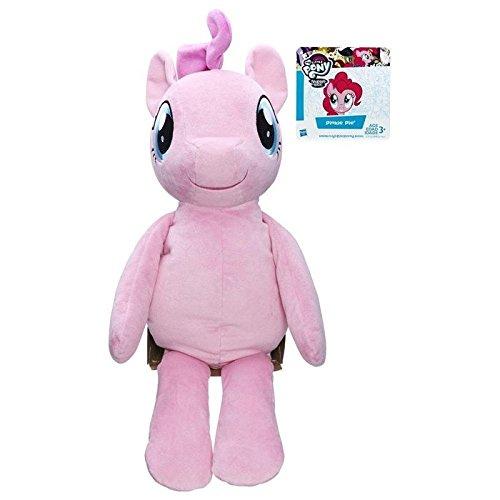 (Hasbro My Little Pony C0123EP6 - Riesenplüsch Pinkie Pie, Plüsch)