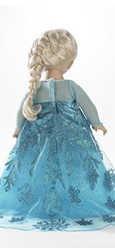 "Madame Alexander Kll Dolls, Llc Madame Alexander Elsa, Frozen, 18"" Collectible Doll"