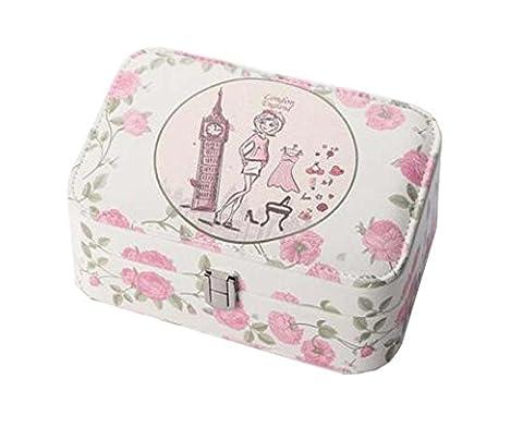 Boite Bijoux Fille - Belle boîte à bijoux filles / belle