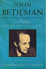 Letters, vol.1: 1926 to 1951 Hardcover