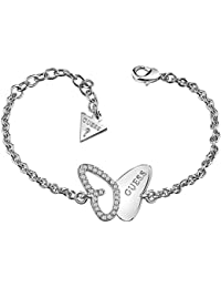 Guess Damen-Charm-armband Messing UBB83011-S