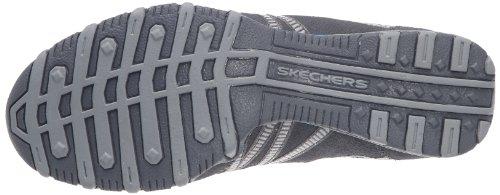 Skechers Bikers-Hot Ticket Women's Shoes – Ccgy Grey, 4 UK