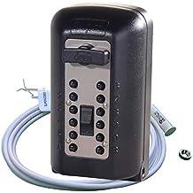Kidde Supra - Caja de seguridad para llaves con sensor de apertura para conexión a central