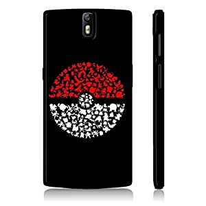 StyleStuffs Printed Back Case for OnePlus One