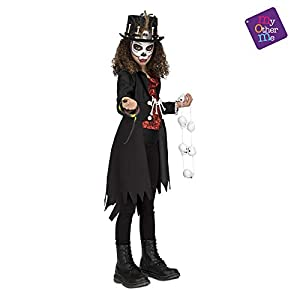 My Other Me Me Me - Halloween Voodo Disfraz, multicolor, 10-12 años (205294)