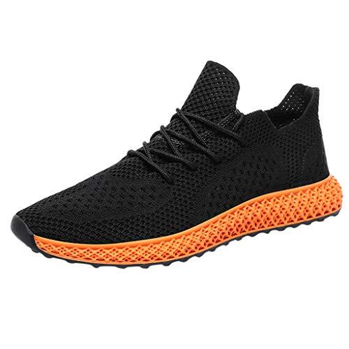 MMLC_Scarpe da Ginnastica Uomo Donna, Leggera e Traspirante Palestra Sneakers Basse, Scarpe Comode per Camminare Jogging, Scarpe Trail Running Eleganti