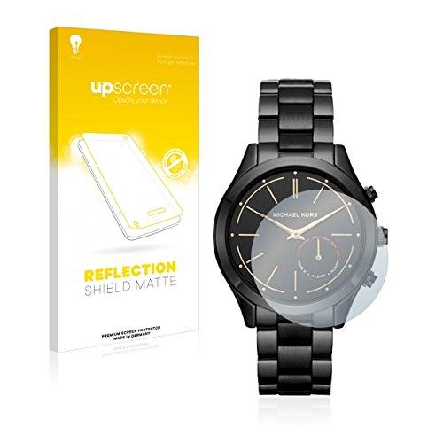 upscreen Reflection Shield Matte Displayschutz Schutzfolie für Michael Kors Access Slim Runway (matt - entspiegelt, hoher Kratzschutz)