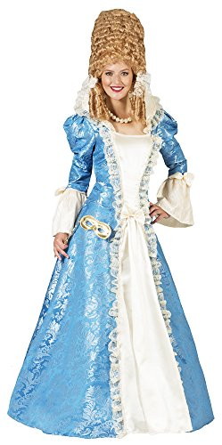 Barock Kostüm Johanna - Lang - Gr. 36 38 (Barocke Kostüme)