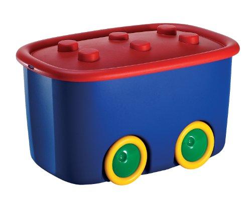 Kis 8630000 Funny Box Alto, L, 58 X 38.5 X 32 H, Multicolore, 58x38.5x32 cm