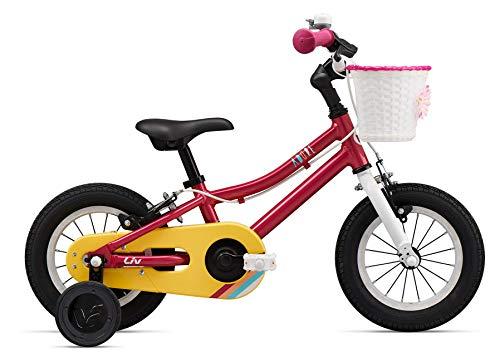Giant - Bicicleta niña 12 Pulgadas Adore F/W 12 Aluminio