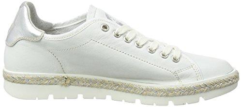 Napapijri Lykke, Baskets Basses femme Blanc - Weiß (white N29)
