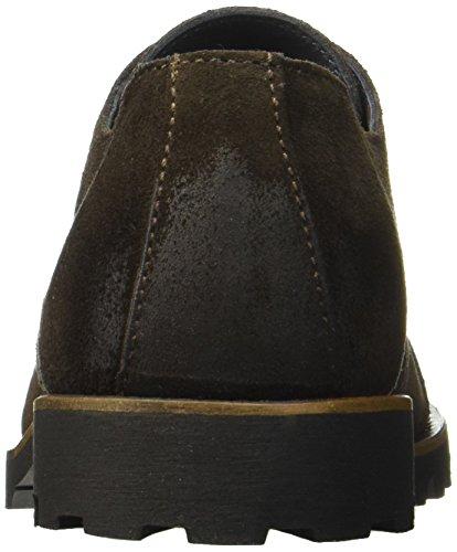 Marc OPolo Lace Up Shoe, Richelieus Homme Marron foncé