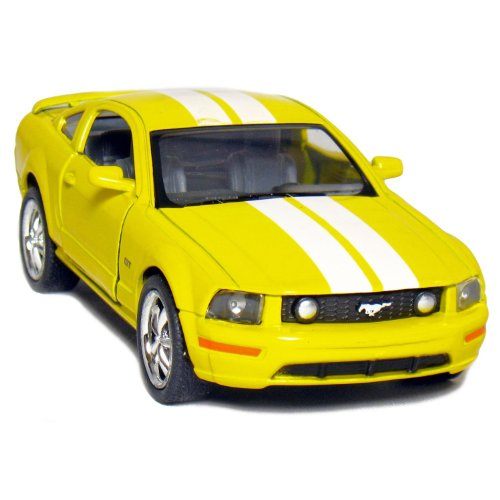 5-2006-ford-mustang-gt-with-stripes-138-scale-yellow