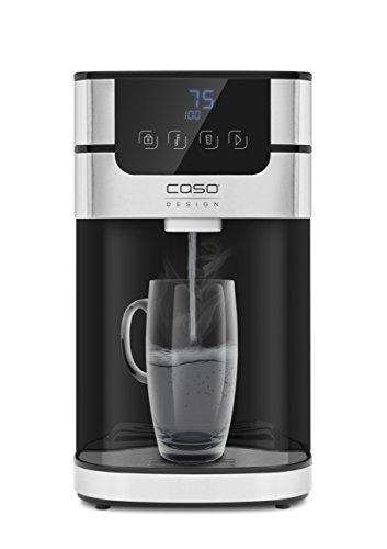 CASO HD1000 Blitz Wasserspender – heißes Wasser auf Knopfdruck, max. 2600 Watt, 100° C in 5 Sekunden – anschließend in 3 Sekunden