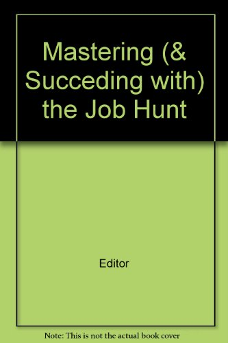 mastering-succeding-with-the-job-hunt