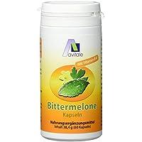 Preisvergleich für Avitale Bittermelone Kapseln 500 mg, 60 Stück, 1er Pack (1 x 38 g)