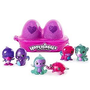 hatc himals a coleccionar.-6038298-Caja con 2huevos Season 1 , Modelos/colores Surtidos, 1 Unidad