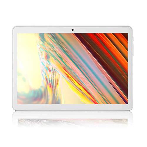 Schermo da 10 Zoll Tablet Android 8.1 Octa-Core RAM 2 GB ROM 32 GB Fotokamera WiFi GPS Due Slot per SIM Tablet Push mit 3G sbloccato(weiß)
