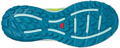 Salomon Damen Sense Escape W Traillaufschuhe, Blau blau (Blue Bird / Eggshell Blue / Lime Punch. 000)