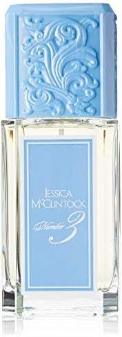 Jessica Mcclintock No. 3 Eau de Parfum Spray for Women 100ml
