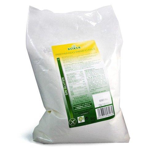 Preparado panificable BEIKER (1 kg)