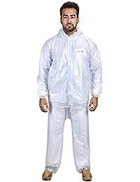Newera rain coats transparent heavy pvc for bikers raincoat coat and pant suit unisex rainwear gear