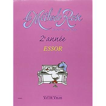Méthode Rose 2ème année : l'Essor