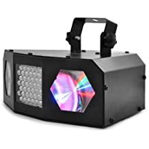 Beamz Foco LED DJ. Estroboscópica