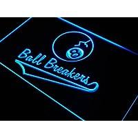 Insegna al neon j703-b Billiards Pool Room