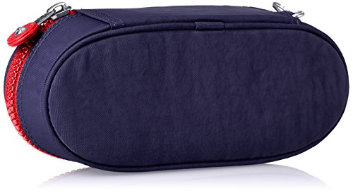 Kipling – DUOBOX – Medium Pen Case – Navy Blue C – (Blue)