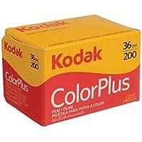 KODAK Lot de 5 Pelicules ColorPlus 200 135/36 poses