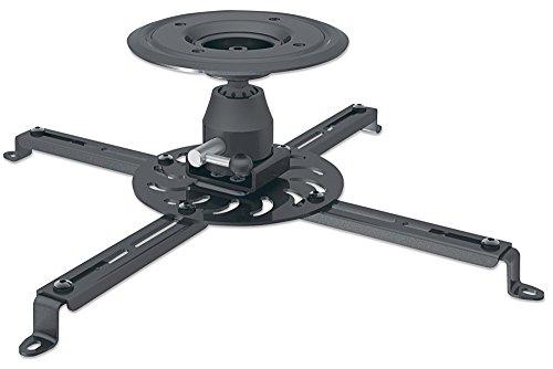 manhattan-461160-support-plafond-universel-pour-projecteur-charge-jusqua-25-kg-pivotant-et-rotatif-n