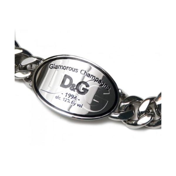 4ae5181e6df2 Dolce   Gabbana DJ1092 – Ok Coral – Pulsera de Hombre de Acero Inoxidable