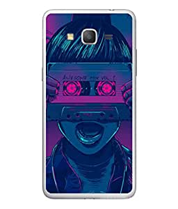 PrintVisa Vintage Musical Cassette High Gloss Designer Back Case Cover for Samsung Galaxy On7 G600Fy :: Samsung Galaxy Wide G600S :: Samsung Galaxy On 7 (2015)