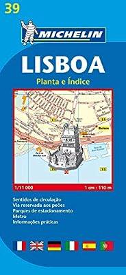 Plan Michelin Lisbonne