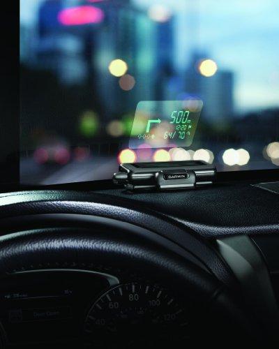 Pantalla navegador parabrisas GPS