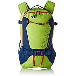 MILLET Steep 22 Sac à Dos Ski Mixte Adulte, Acide Vert, Taille Unique