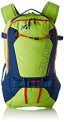 MILLET Steep 22 Rucksack, 45 cm, liters, Mehrfarbig (Acid Green) -
