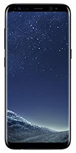 Samsung S8 UK SIM-Free Smartphone - Midnight Black