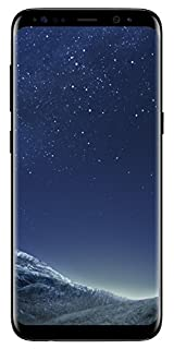 Samsung Smartphone Galaxy S8 64GB UK Version - Midnight Black (B06XYMCMHD) | Amazon Products