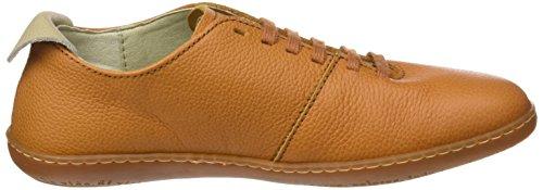 Inyectados Y Vulcanizados S.A  N296 Soft Grain El Viajero, chaussures Derby mixte adulte Orange (Carrot)