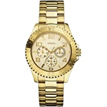 Guess Ladies 'watch analógico cuarzo acero inoxidable W0231L2