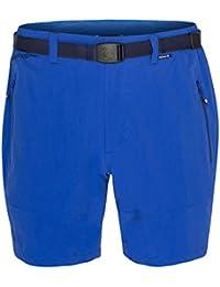 Ternua Fris Short Bermuda, Hombre, Deep Sea Blue / Dark Sea Bl, S