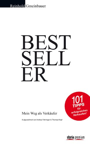 Bestseller: Mein Weg als Verkäufer