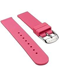 Timex T2N789-Band - Correa de silicona , color rosa (18)