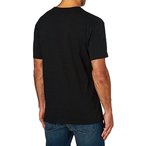 Quiksilver Herren Rightup T-Shirt Anthracite